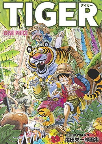 画集ワンピース One Piece 尾田栄一郎画集 Colorwalk尾田栄一郎