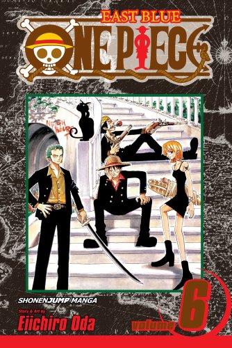 ワンピース 英語版 6巻