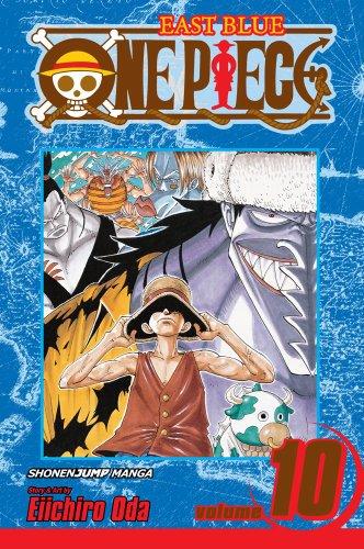 ワンピース 英語版 10巻