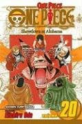 ワンピース 英語版 20巻