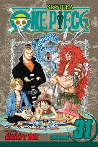 ワンピース 英語版 31巻