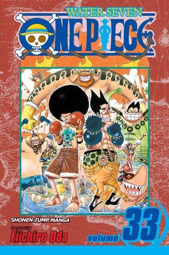 ワンピース 英語版 33巻