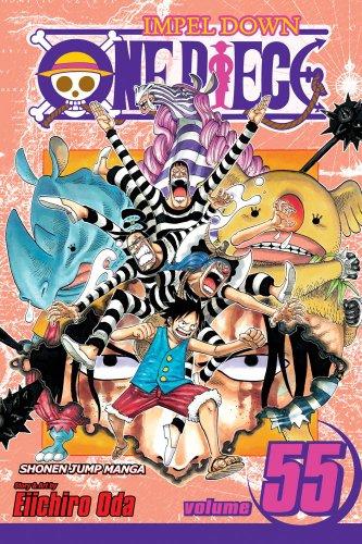 ワンピース 英語版 55巻